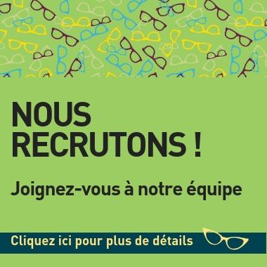 Image pour promouvoir une offre d'emploi