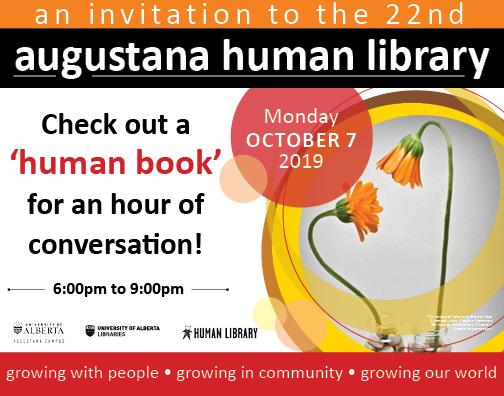 augustana human library invite
