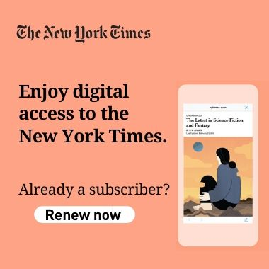 new york times subscription renewal