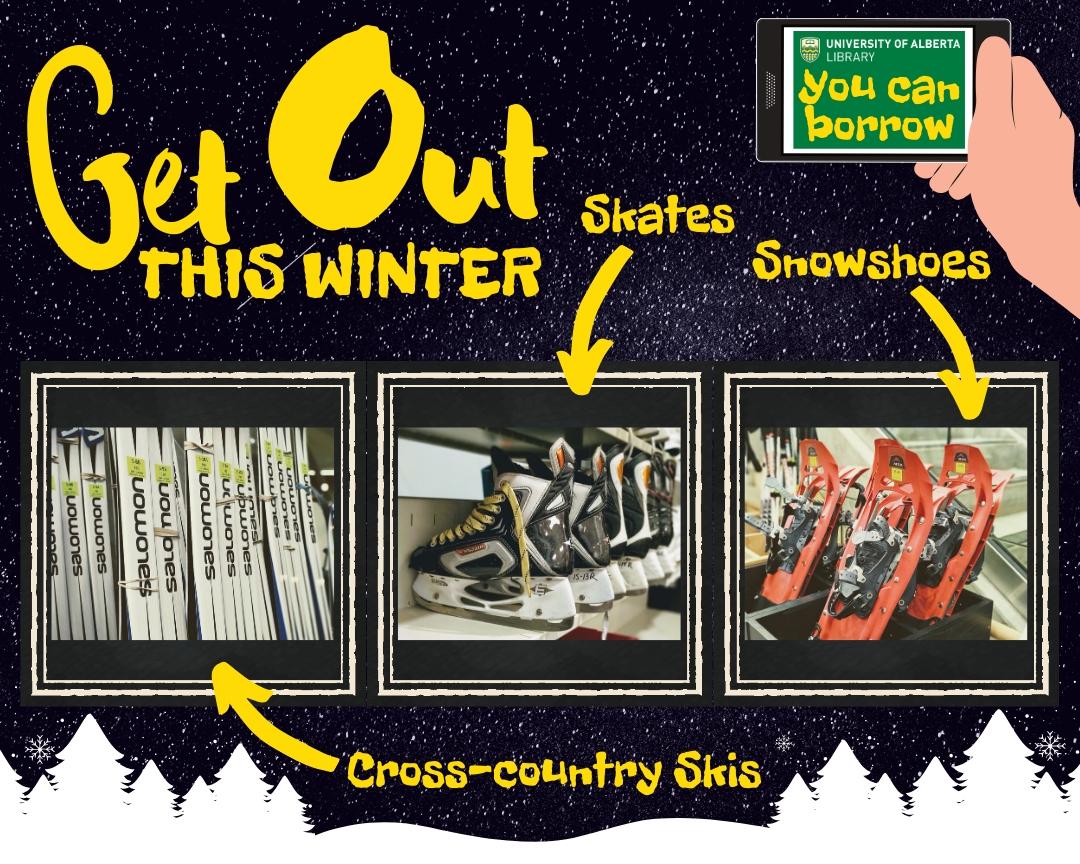 library winter sport lending