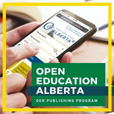 Open Education Alberta program
