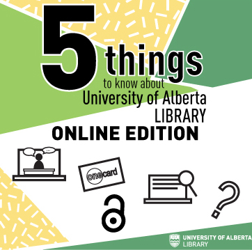 5 things about the library