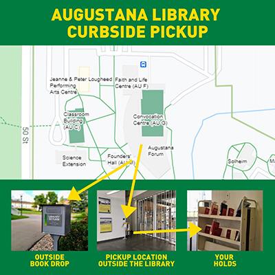 Augustana pickup map