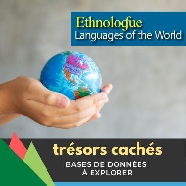 Trésors Cachés: Ethnologue