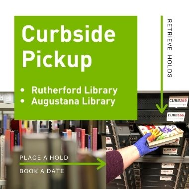 Curbside Service Open at Rutherford and Augustana