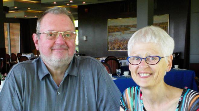 Robert and Kathryn Merrett